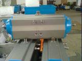 120 180 Grad-Doppelt-verantwortlicher pneumatischer Stellzylinder