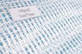 Acoplamiento concreto de la fibra, color reforzado del blanco del acoplamiento el 1X50m 160GSM 5X5mesh de la fibra de vidrio