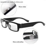 Color Negro G3000 720p sensor CMOS inalámbrica de vídeo del ojo de vidrios de la cámara