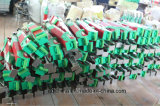 Ilot 2 줄 수동 파종기 재배자 농업 기계