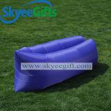 Form-Arbeitsweg-Schlafsack-im Freienprodukt-Luft-aufblasbares Luft-Sofa