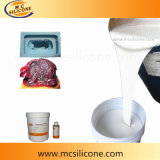 高力、低い硬度、ゴムを作る速い治療のシリコーン型