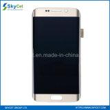 Teléfono móvil LCD para la pantalla táctil del LCD del borde de Samsung S6