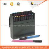 Rectángulos de envío acanalados coloreados aduana de la fábrica