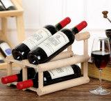 Het stevige Houten Rek van de Wijn/de Houten Doos van de Wijn voor Wholesales