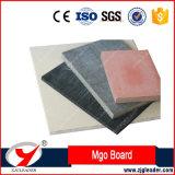 Les matériaux décoratifs de mur ignifugent le panneau d'oxyde de magnésium