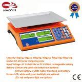 610 IP65를 가진 큰 전시 가격 계산 가늠자는 방진 방수 처리한다