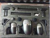 Микрофон барабанчика Mics представления Py-5p профессиональный хороший ядровый
