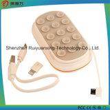 Haut-parleur de 3 In1 Bluetooth et support Pb1602 de côté et de téléphone de pouvoir