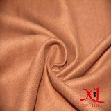 Ткань 100% замши одежд полиэфира обыкновенная толком крася для софы