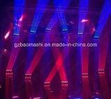 16PCS 15W LED bewegliches Hauptphantomlicht/neues Stadiums-Effekt-Licht für Disco, Stab, KTV