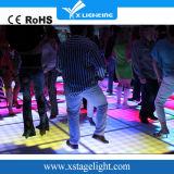 De bovenkant verkoopt het LEIDENE van de Partij van het Huwelijk Digitale Dance Floor Aansteken van DJ