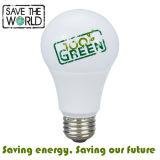 lámpara de tres años del bulbo E27 LED de la garantía 4W 9W 12W LED