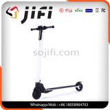 Individu chaud d'Afficheur LED de fibre de carbone de vente équilibrant le scooter d'E