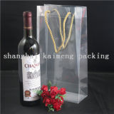 Soft PP Plastic Gift Bags Pacote decorativo