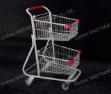 Kanada-Art-Supermarkt-Einzelhandelsgeschäft-bequeme Einkaufen-Laufkatze
