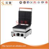 Baker de gaufre de Guangzhou Shuangchi 4-Head/générateur carrés de gaufre