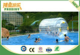 Bola inflable al aire libre del agua de la piscina para el parque del agua