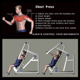 Gym Equipment Indoor Strength Training Fitness Equipment for Chest Close (M7-1001)
