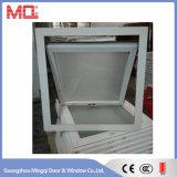 Diseños de aluminio de la ventana de ventilación de la ventana del cuarto de baño