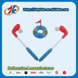 Förderndes Plastiksport-Spielzeug-Minigolf-gesetzte Spielwaren