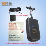 vehículo de 3G GPS que sigue el dispositivo, impermeable, rastro Gt08-Ez del odómetro