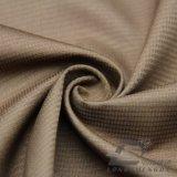 50d 320t 물 & 바람 저항하는 옥외 아래로 운동복 재킷에 의하여 길쌈되는 두 배 줄무늬 격자 무늬 자카드 직물 100%년 폴리에스테 견주 직물 (53261)