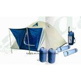 トロリー袋が付いているキャンプのコンボセット