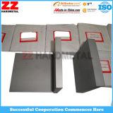 Placas do carboneto de tungstênio com alta qualidade