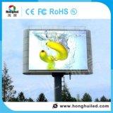 Visualizzazione esterna di HD P6 LED con la video parete