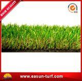 중국 제조자 긴 더미 고도 PE 정원사 노릇을 하기를 위한 인공적인 잔디밭 잔디