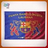 Bandiera su ordine del randello di pubblicità esterna (HY00989)