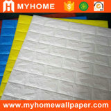 Einfach selbstklebendes Wand-Papier für Hauptdekoration installieren