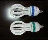 조밀한 형광 125W 150W 로터스 3000h/6000h/8000h CFL 에너지 저장기 빛