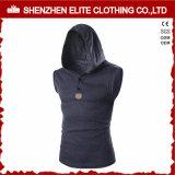 Hombres de gimnasia ropa estilista Tank Tops proveedor (ELTVI-23)