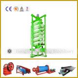 De Roterende Spiraalvormige Helling van de glasvezel voor de Verwerking van de Steenkool van Jiangxi