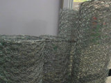Kippegaas/het Gegalvaniseerde Hexagonale Opleveren van de Draad van het Ijzer