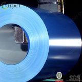 5+15um/5um pintou a bobina de aço revestida cor de PPGI