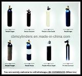 3.4 Cilindro de gas de acero