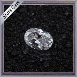 6X8mm het Ovaal van 1.0 Karaat snijden voor altijd Briljante Losse Halfedelstenen Moissanite voor Juwelen