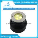 Indicatore luminoso subacqueo impermeabile messo della piscina del LED