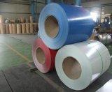 Il colore galvanizzato preverniciato delle bobine dell'acciaio ha ricoperto la bobina d'acciaio