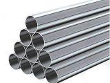 il diametro 316 di 9mm ha saldato il tubo rotondo 444 dell'acciaio inossidabile