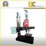 Soldadora circunferencial común vertical de la automatización de la costura