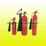 Zylinder des Gas-2kg mit Cer-Bescheinigung für Feuerlöscher