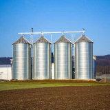 밀/옥수수/옥수수에 사용되는 좋은 품질 곡물 강철 사일로