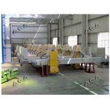El puente de la guía del laser vio la cortadora de piedra (HQ400/600/700)