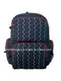 学校、旅行のための流行のMulti-Compartmentバックパック