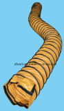 4inch-60inch Isolierventilations-flexible Leitung mit Haken u. Schleife