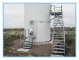 Blocco per grafici di portello d'acciaio per la torretta del vento